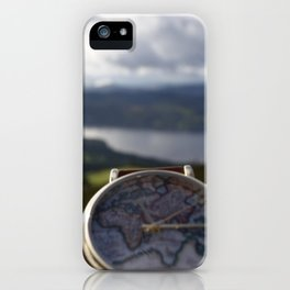 Time to Travel iPhone Case
