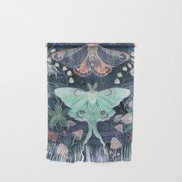 Luna Moth Wall Hanging
