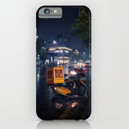 Stand by for Delivery iPhone Case