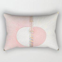 Hilma af Klint, Group IX/UW No. 25 Rectangular Pillow