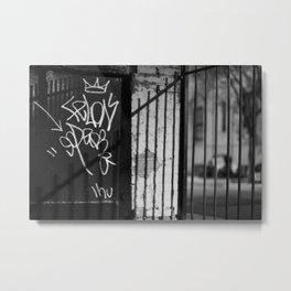 Felon Soper IHU Metal Print