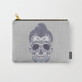 Skull of the sixties Carry-All Pouch
