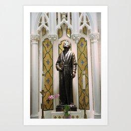 St. Patrick's Cathedral in Manhattan - St. Jude Art Print
