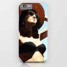 Beach girl Slim Case iPhone 6s