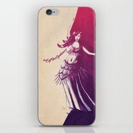 'Art of Bellydance' iPhone Skin