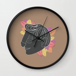 Dface IX Wall Clock