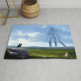 Shadow of the Colossus Tribute Rug