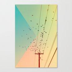 Cool World #1 Canvas Print