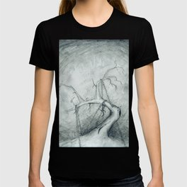 Tree Crippled by Chains T-shirt