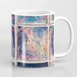 Iridescent Squares Coffee Mug