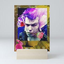 Dead and Famous: Sid Vicious Mini Art Print