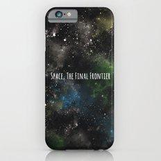 star trek space - space iPhone 6s Slim Case