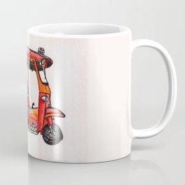 Bangkok : Tuk Tuk Coffee Mug