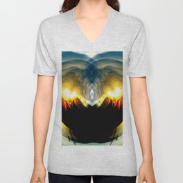 Mindful Unisex V-Neck
