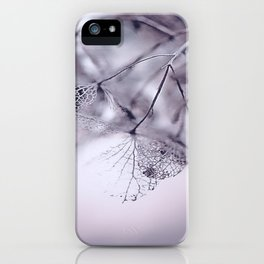 Dried Hydras iPhone Case