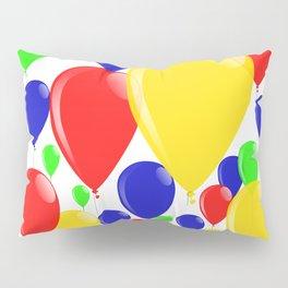 Balloons Pillow Sham