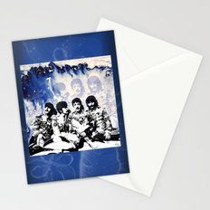 John-Paul-George-Ringo Blues Stationery Cards