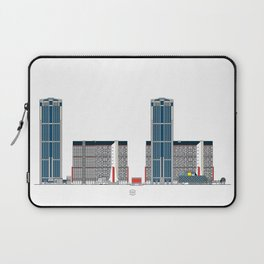 Complejo Parque Central Laptop Sleeve