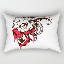 Evil - Demon Rectangular Pillow