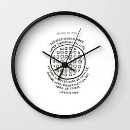 Waffles Wall Clock