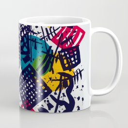 Wassily Kandinsky Small Worlds V Coffee Mug