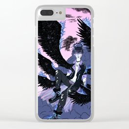 Ignis Clear iPhone Case