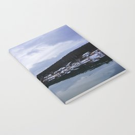 Reflective Contrast Notebook
