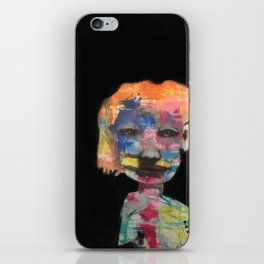 Can't wait to get to know you iPhone Skin
