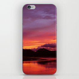 Before The Sun Rises From The West iPhone Skin