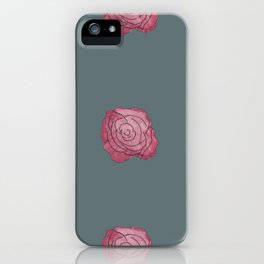 Lana Print iPhone Case
