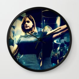 Another Girl, Another Planet  Wall Clock