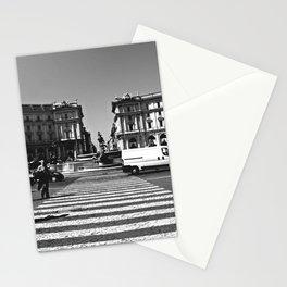 römisch zebra Stationery Cards
