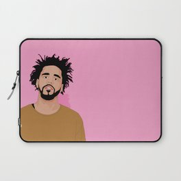 J Cole, Pink Laptop Sleeve