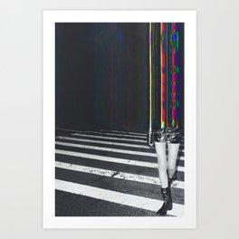 Bazaar #56 Art Print