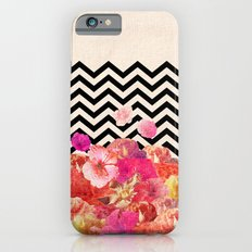 Chevron Flora II Slim Case iPhone 6s