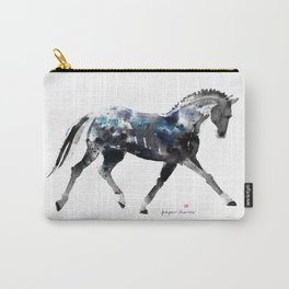 Horse (Trotting Elegance) Carry-All Pouch