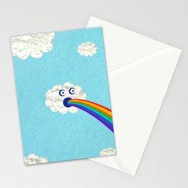 Rainbow Dream Stationery Cards