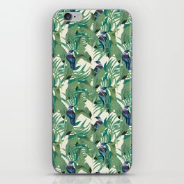 Tuis and Palms iPhone Skin