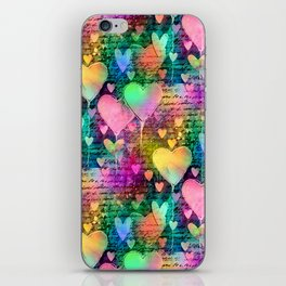 Love Letters Daydream iPhone Skin
