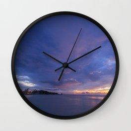 La Espera Wall Clock