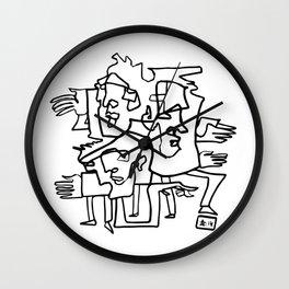 Lads Wall Clock