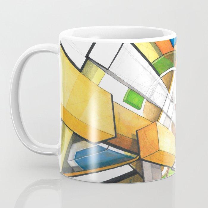 geometry Coffee Mug