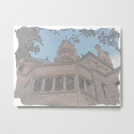 Courthouse Metal Print