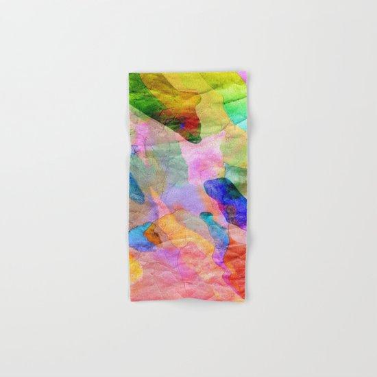 Abstract Texture 03 Hand & Bath Towel
