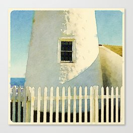 Pemaquid Lighthouse Canvas Print