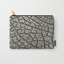 Texture #14 Drought Carry-All Pouch