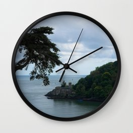 Dartmouth Castle Wall Clock