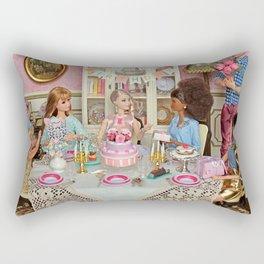 60th Barbie's birthday Rectangular Pillow