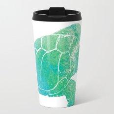Sea Turtle II Travel Mug