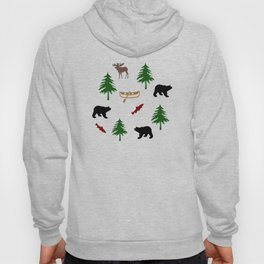 Moose Bear Hoody